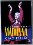 CIAO ITALIA : LIVE FROM ITALY - (WHO'S THAT GIRL TOUR) UK / EU DVD